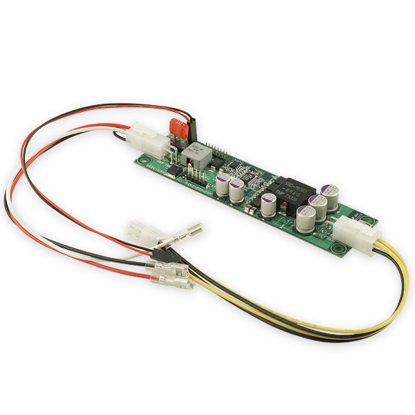 DC-DC CONVERTER WITH USB INTERFACE