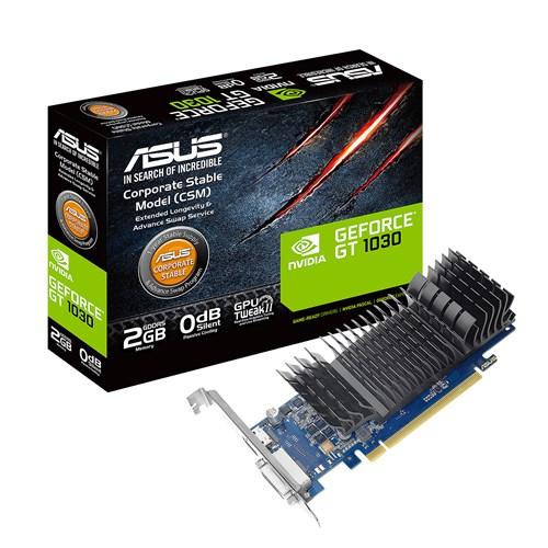 ASUS GT1030-2G-CSM(LP)2GB/ DVI/HDMI