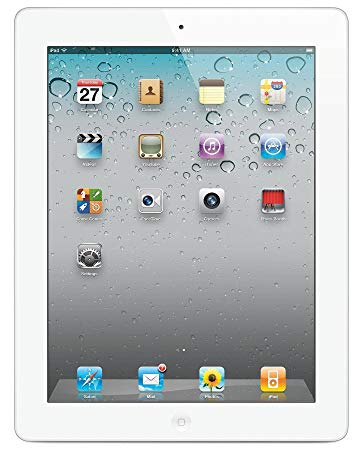 """REFURBISHED APPLE IPAD 4 WITH RETINA DISPLAY 9.7"""" 16GB WIFI + CELLULAR - WHITE - TABLET - MD513LL/A"""