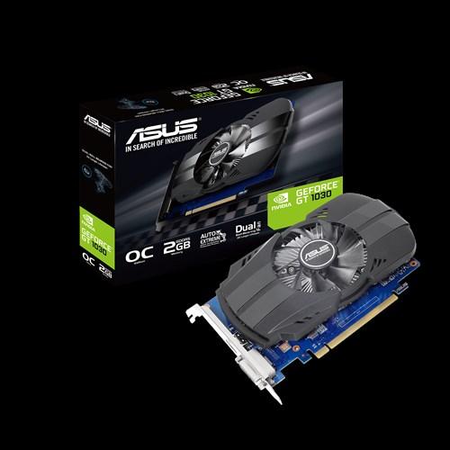 ASUS PH-GT1030-O2G/ 2GB/ DVI/HDMI