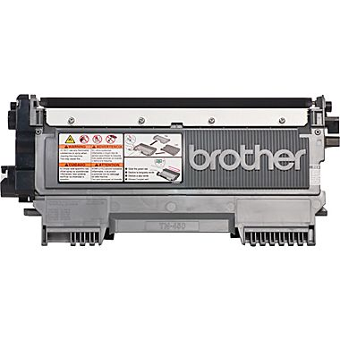 BROTHER TN-450 BLACK TONER CARTRIDGE HIGH YIELD