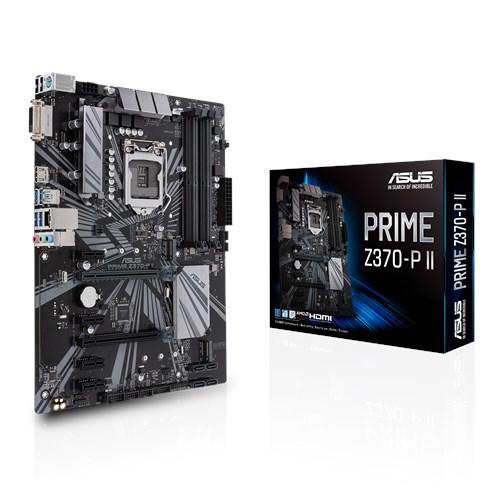 ASUS Z370/S1151/9/8 GEN CPU/DVI/HDMI
