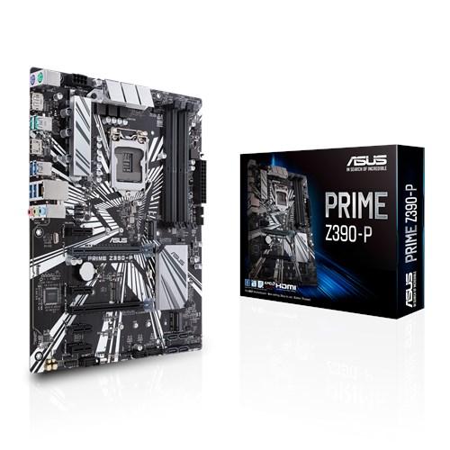 ASUS Z390/S1151/9/8 GEN CPU/M.2/DVI/HDM