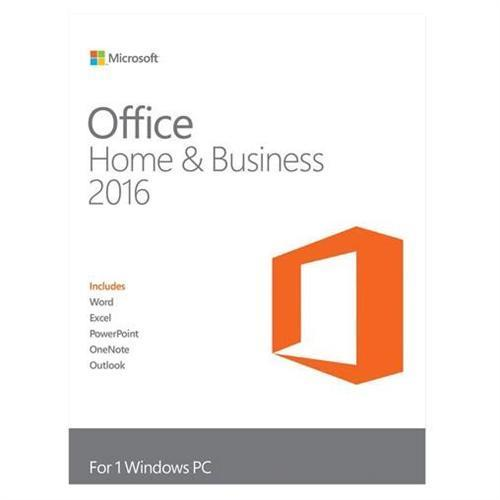 MICROSOFT OFFICE 2016 HOME AND BUSINESS ENGLISH OEM - SOFTWARE