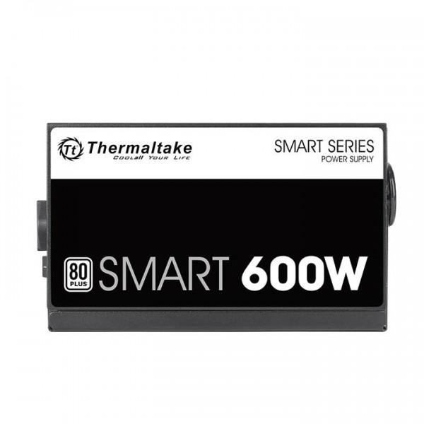 TT SMART 600W 80PLUS ATX 12V 20+4p/4+4p