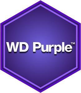"""WD PURPLE 2TB SATA 6.0GB/S 3.5"""" INTERNAL SURVEILLANCE HARD DRIVE - WD20PURX"""