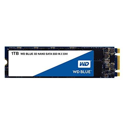 WD BLUE    1TB  M.2  2280 SSD