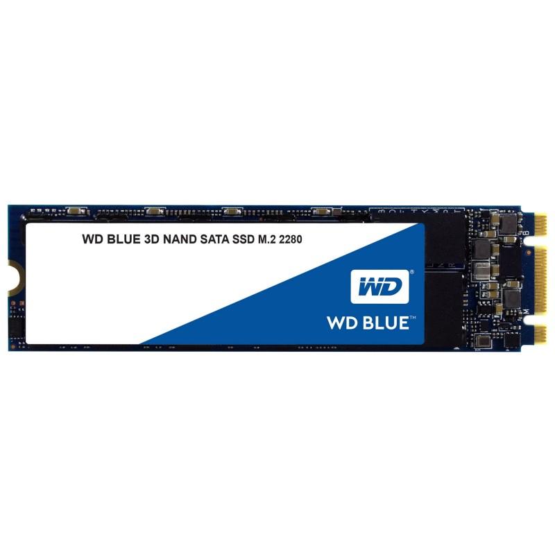 WD BLUE 3D NAND SATA SSD - 250GB - M.2 2280 - SOLID STATE DRIVE - WDS250G2B0B