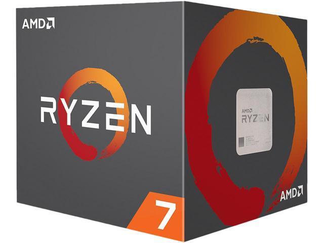 AMD RYZEN 7 2700  3.2G 8xCore AM4
