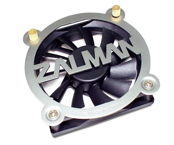 ZALMAN 80MM FAN W/GRILL FOR PASSIVE VGA