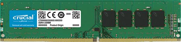 CRUCIAL    DDR4 2400  8GB