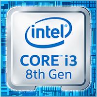 CPU INTEL I3-8100 SUP 300