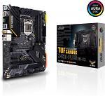ASUS TUF Gaming Z490-Plus (WiFi 6), LGA 1200 (Intel® 10th Gen) ATX Gaming Motherboard ( Dual M.2, 12+2 power stages, USB 3.2 front panel Type-C , Intel® WiFi 6 & 1Gb LAN, Aura Sync)