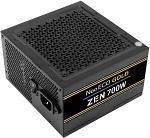 Antec Neoeco Zen Series NE700G Zen 700W ATX12V 2.4 80 Plus Gold Certified Non-Modular Active PFC Power Supply