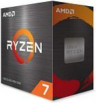 AMD Ryzen 7 5800X 8-Core 3.8 GHz Socket AM4 105W 100-100000063WOF Desktop Processor