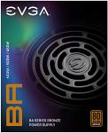 EVGA 600 Ba, 80 Plus Bronze 600w, Power Supply 100-Ba-0600-K1