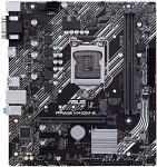 ASUS PRIME H410M-E LGA1200 (Intel® 10th Gen) Micro-ATX motherboard (M.2 support, HDMI, D-Sub, USB 3.2 Gen 1, COM header, TPM header, 4K@60Hz)