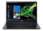 "ACER(RE) ASPIRE A315-42-R198 15.6"" LAPTOP WITH AMD RYZEN 5 3500U, 256GB SSD, 12GB RAM, AMD RADEON VEGA 8 & WINDOWS 10 S - BLACK"