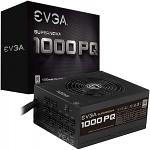 EVGA Supernova 1000 PQ, 80+ Platinum 1000W, Semi Modular, EVGA ECO Mode, 10 Year Warranty, Power Supply