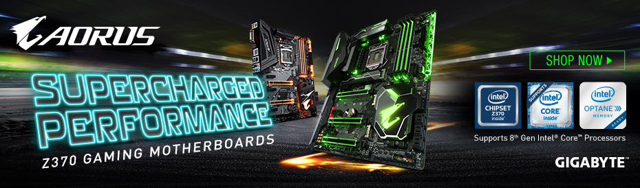 Gigabyte Z370 Gaming